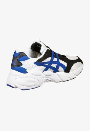 GEL-BND - Baskets basses - white/asics blue
