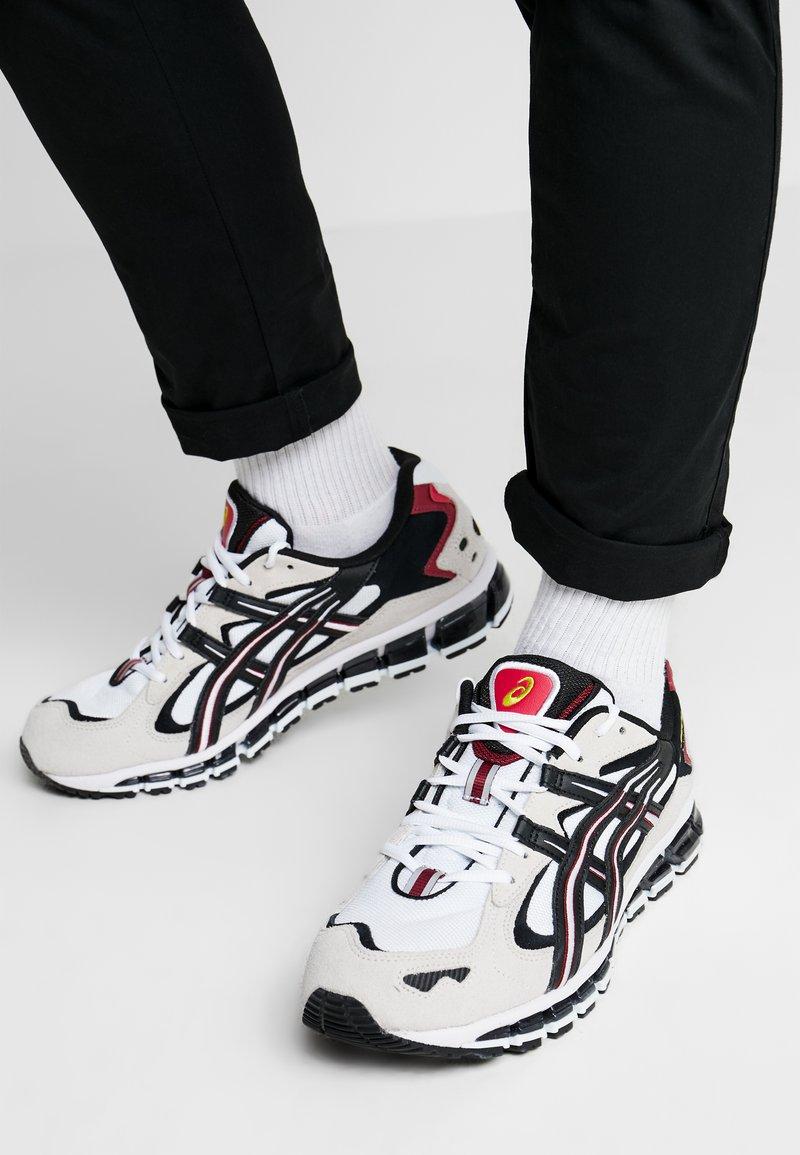 ASICS SportStyle - GEL-KAYANO 5 360 - Sneakers laag - white/black