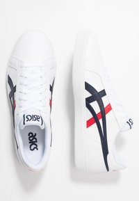 ASICS SportStyle - CLASSIC - Sneakers laag - white/midnight - 1