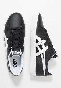 ASICS SportStyle - CLASSIC CT - Trainers - black/white - 1