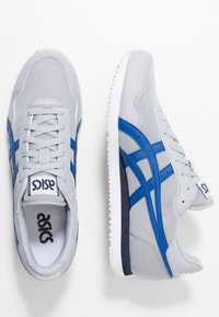 ASICS SportStyle - TIGER RUNNER - Trainers - piedmont grey/asics blue - 1