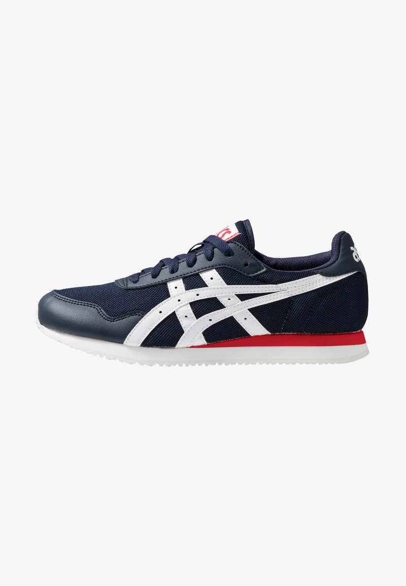 ASICS - TIGER RUNNER - Zapatillas - midnight/white