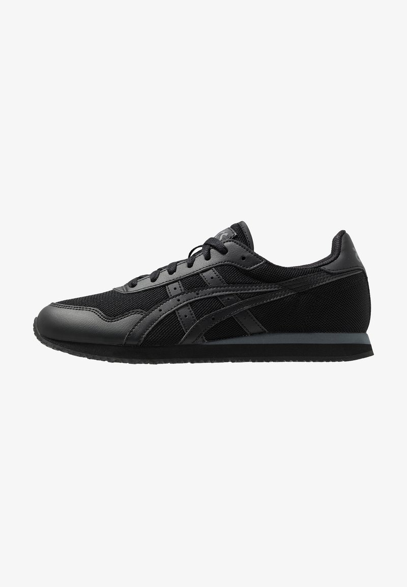 ASICS SportStyle - TIGER RUNNER UNISEX - Trainers - black