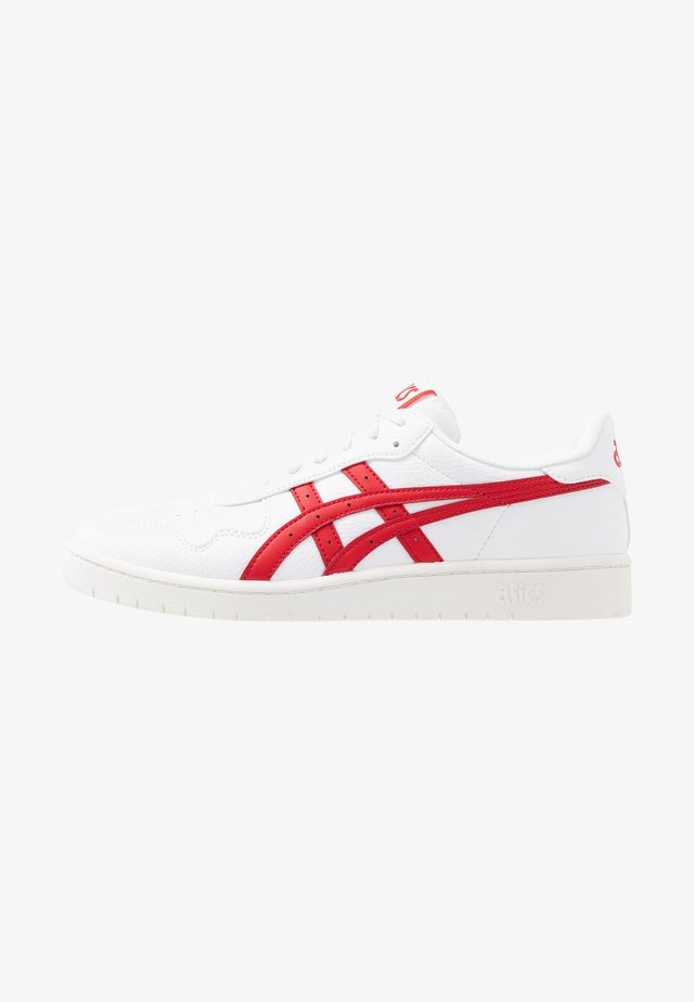 JAPAN - Sneakersy niskie - white/speed red