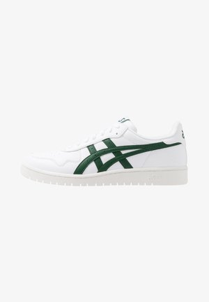 JAPAN - Joggesko - white/hunter green