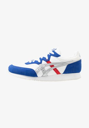 TARTHER - Sneakers laag - white/blue
