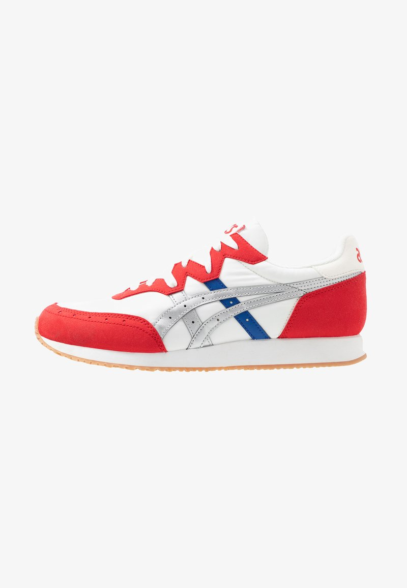 ASICS SportStyle - TARTHER - Trainers - white/classic red