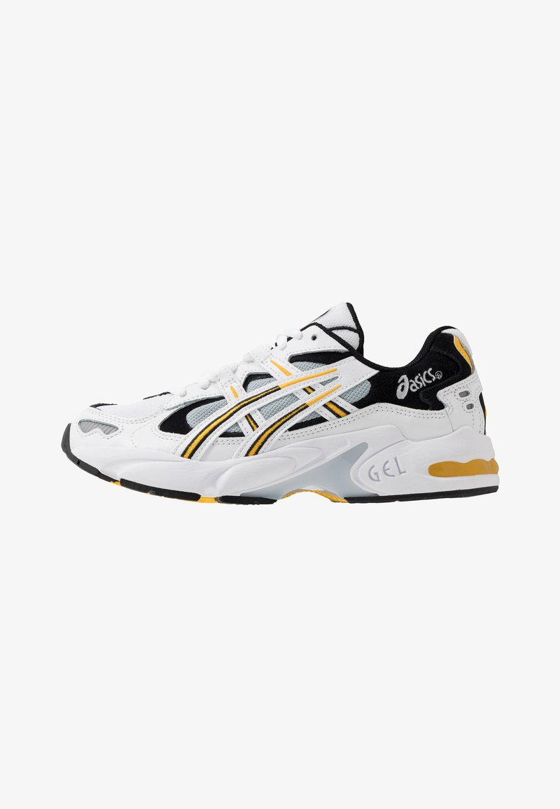 ASICS SportStyle - GEL-KAYANO 5 OG - Sneakersy niskie - white/saffron
