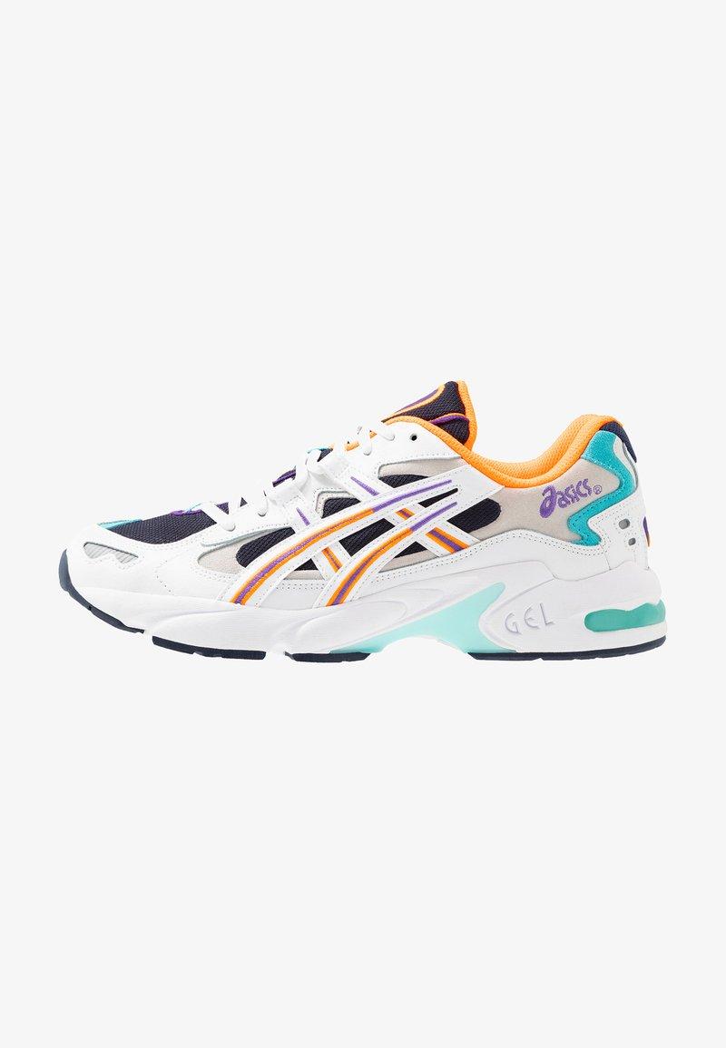 ASICS - GEL-KAYANO 5 OG - Sneakers laag - midnight/white