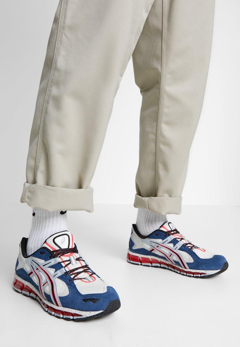 ASICS SportStyle - GEL-KAYANO 5 360 - Trainers - cream/piedmont grey