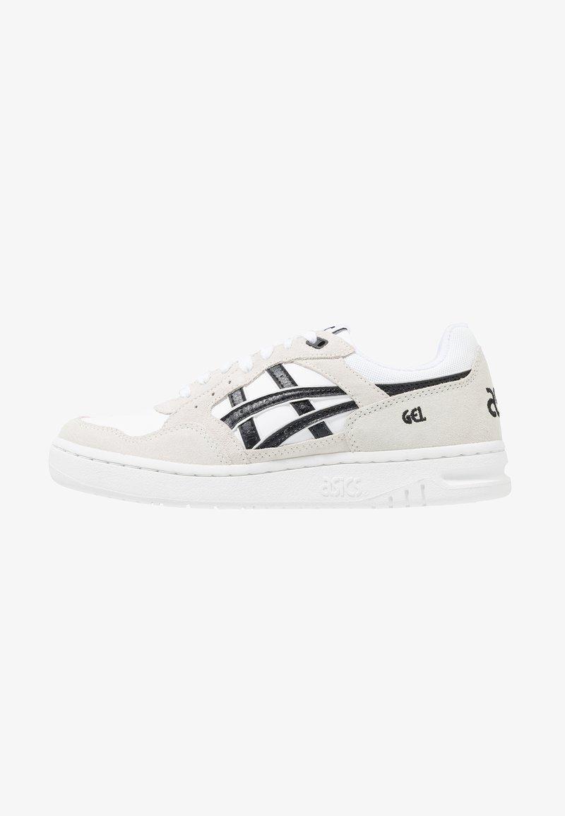 ASICS SportStyle - GEL-CIRCUIT - Sneakersy niskie - white/black
