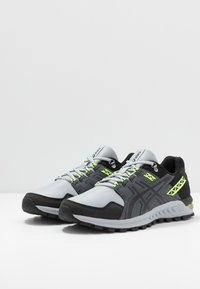 ASICS SportStyle - GEL-CITREK - Tenisky - piedmont grey/black - 2