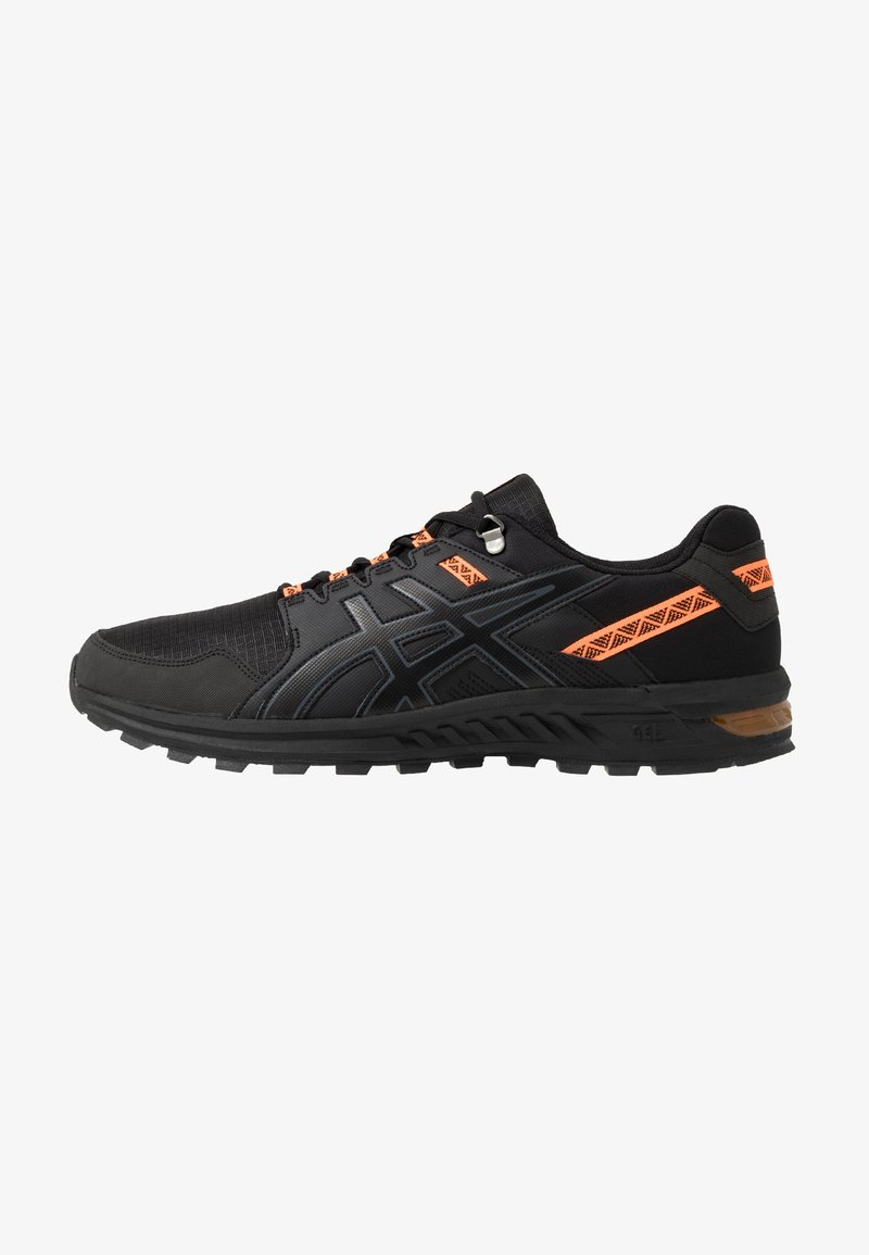 ASICS SportStyle - GEL-CITREK - Sneakers laag - black