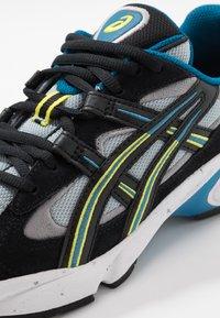 ASICS SportStyle - GEL-KAYANO 5  - Sneakers basse - piedmont grey/black - 5