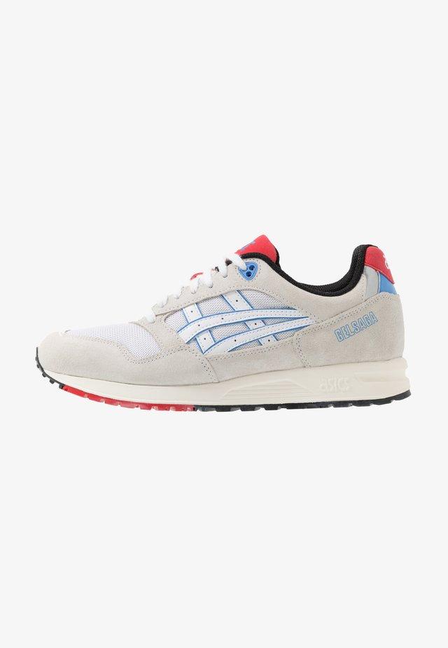GELSAGA - Sneakersy niskie - white