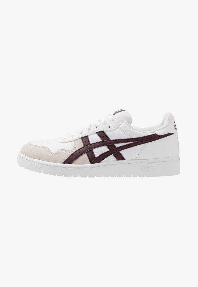 JAPAN UNISEX - Sneakers laag - white/deep mars