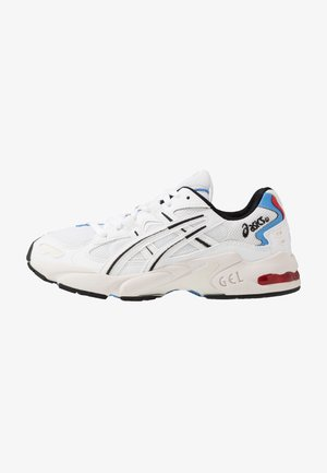 GEL-KAYANO 5 - Matalavartiset tennarit - white