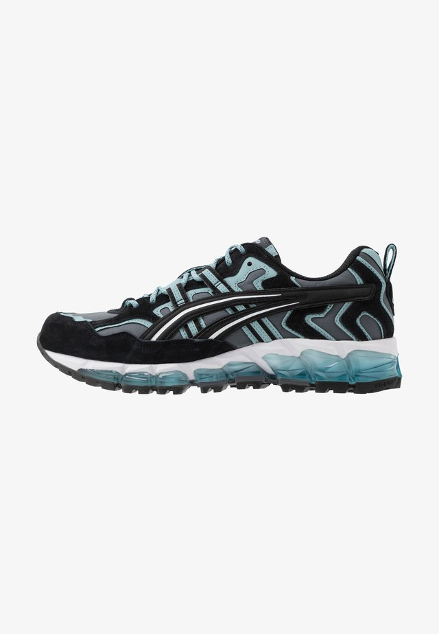 Sneakers laag - carrier grey/smoke blue