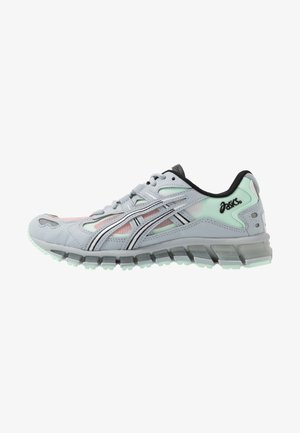 GEL-KAYANO 5 360 - Obuwie do biegania treningowe - piedmont grey/mint tint