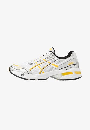 GEL-1090 - Baskets basses - white/saffron