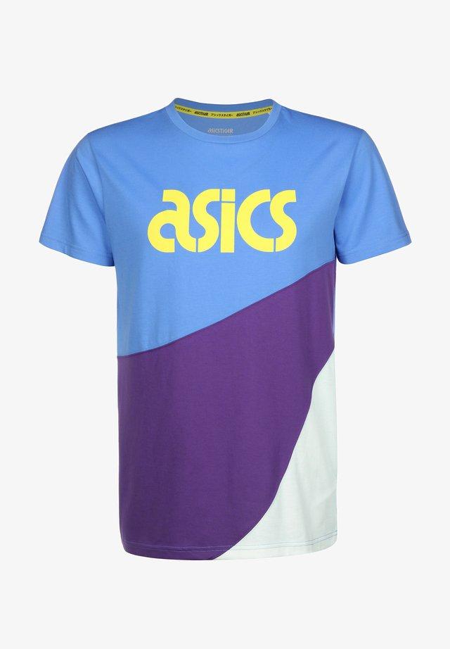 T-shirt imprimé - dolphin blue