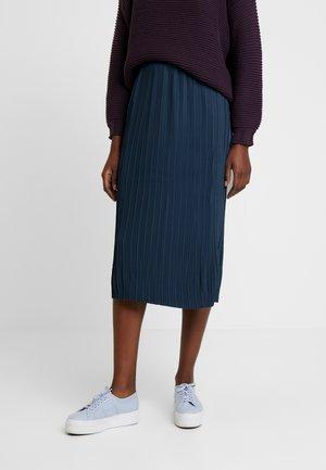 ABBYGAIL SKIRT - Áčková sukně - orion blue