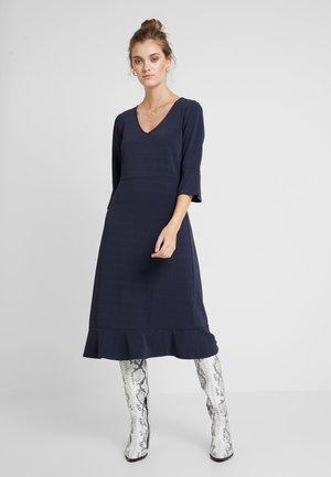 NEW GAVRIELLE DRESS - Maxi šaty - blue night