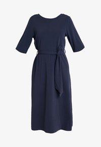 And Less - CATHERINA DRESS - Denní šaty - blue night - 5