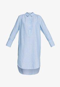 And Less - ALBANA DRESS - Košilové šaty - zen blue - 5