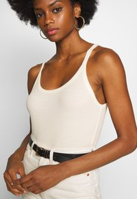 And Less - ALAYA - Top - brilliant white