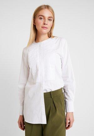 NEW ALFRANCES - Blouse - brilliant white