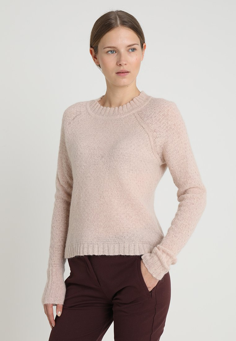 And Less - ALLECRA - Pullover - pink tint