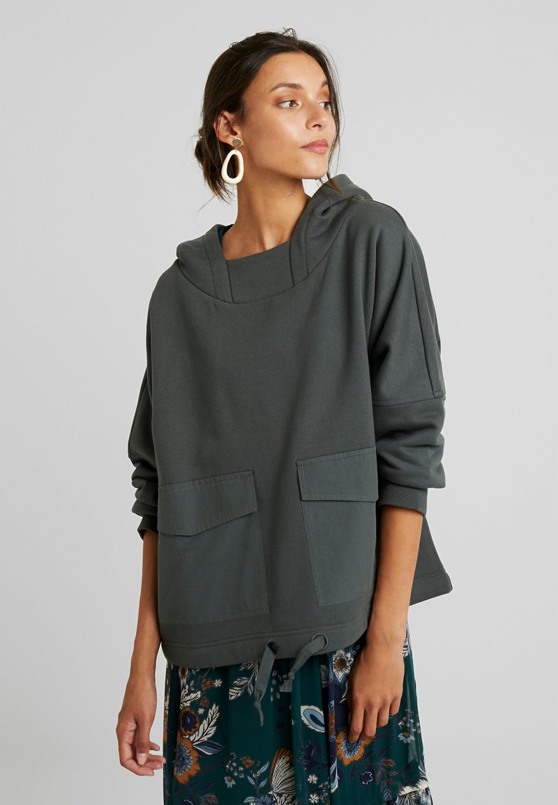 And Less - ELTI - Jersey con capucha - urban chic