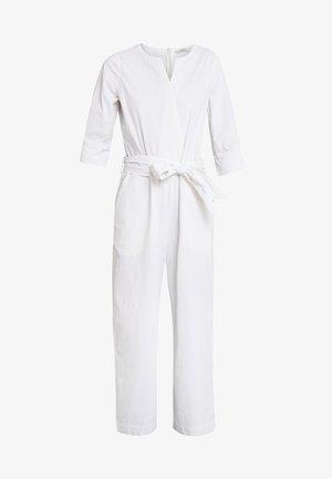 ALONZO - Combinaison - brilliant white