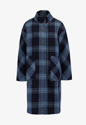 ELPIDIA COAT - Zimní kabát - blue nights