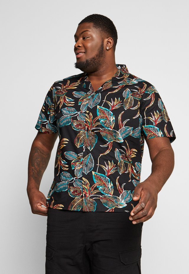 LEAF SHORT SLEEVE SHIRT - Skjorta - multi