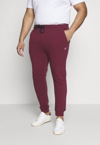 Another Influence - Tracksuit bottoms - burgundy - 0