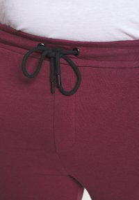 Another Influence - Tracksuit bottoms - burgundy - 3