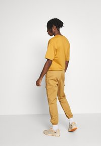 Another Influence - TROUSERS - Cargobyxor - sand - 2