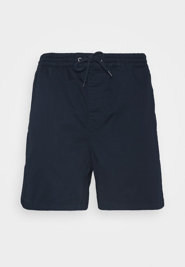 ANOTHER INFLUENCE PLUS CHINO  - Shorts - navy