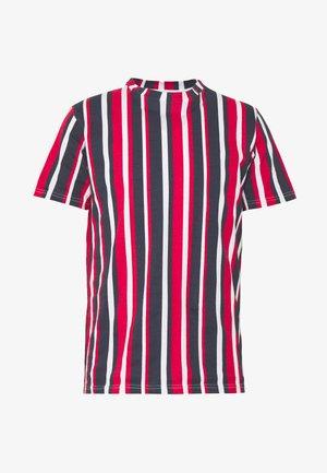 VERTICAL STRIPE - T-Shirt print - multi