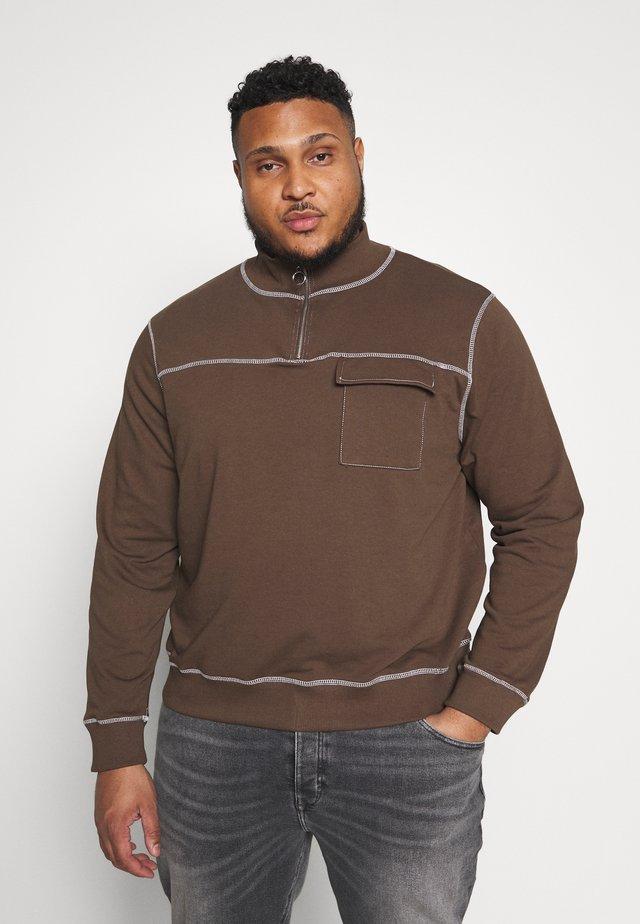 UTILITY - Sweatshirt - khaki