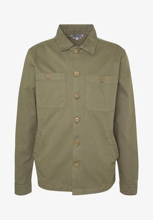 WORKER JACKET - Summer jacket - khaki