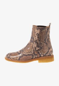 ANGULUS - Classic ankle boots - beige - 1