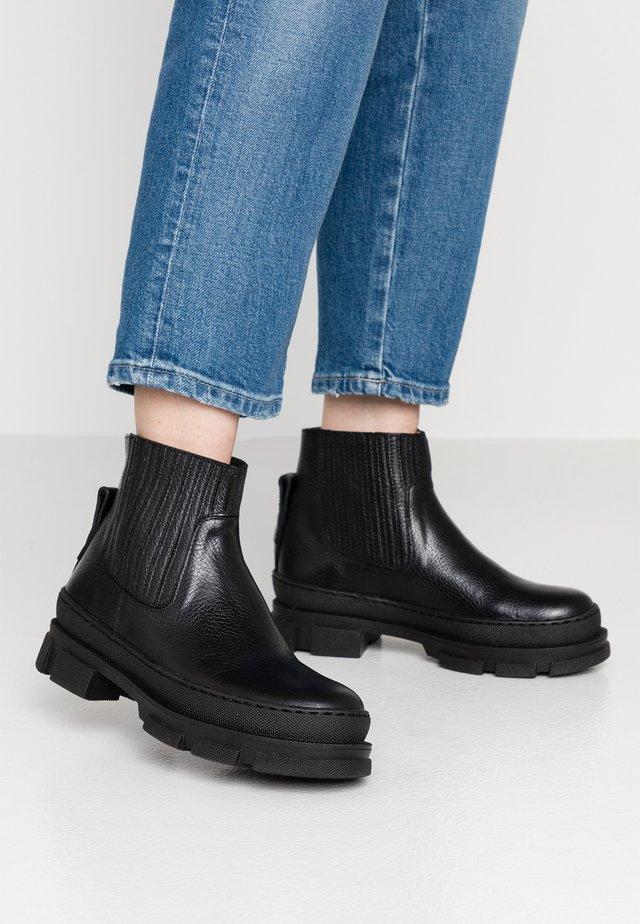 Kotníkové boty - kentucky