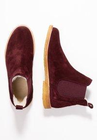ANGULUS - Ankle boots - bordeaux - 3