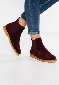 ANGULUS - Ankle boots - bordeaux - 0