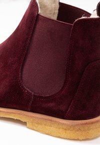 ANGULUS - Ankle boots - bordeaux - 2