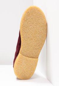 ANGULUS - Ankle boots - bordeaux - 6