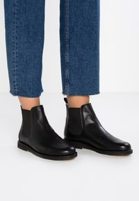ANGULUS - Ankle boots - kentucky black - 0